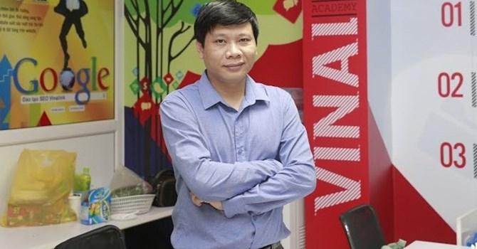 CEO Vinalink Hà Anh Tuấn