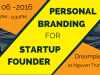 Personal Branding for Startup Founder