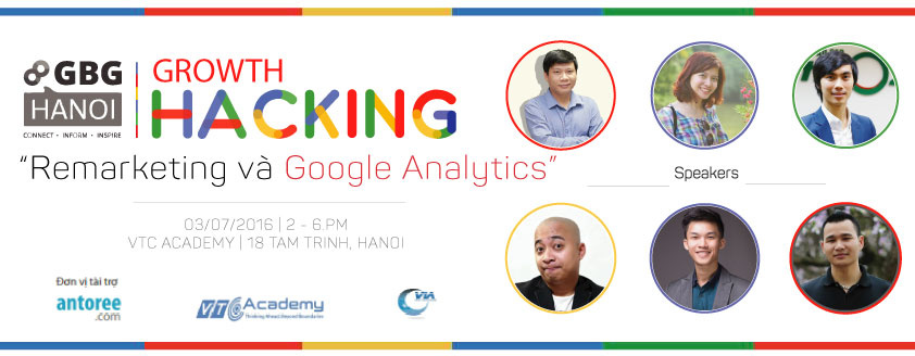 GOOGLE GROWTH HACKING - REMARKETING & GOOGLE ANALYTICS