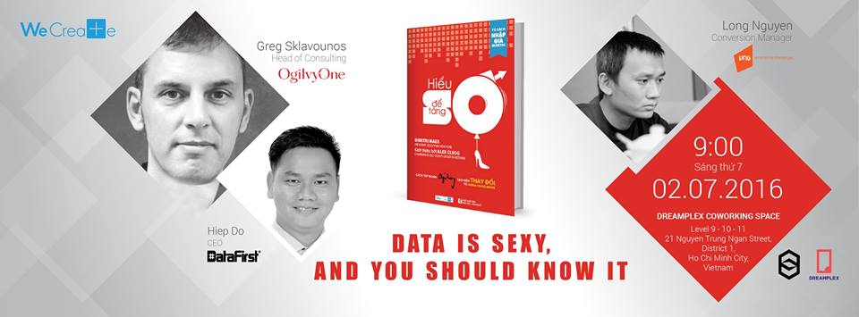 Data is sexy, and you should know it