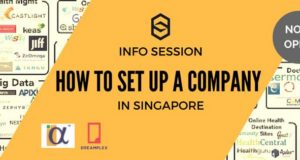 How to setup a company in Singapore