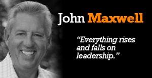 Mọi sự thành bại đều do khả năng lãnh đạo mà ra (John Maxwell)