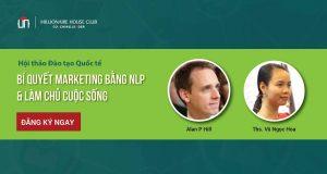 Marketing và làm chủ cuộc sống bằng NLP-Lập trình ngôn ngữ tư duy