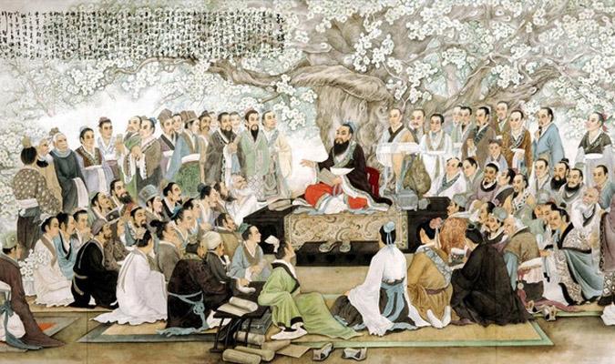 Văn hóa tư duy từ khổng tử áp dụng từ bài học thực tế
