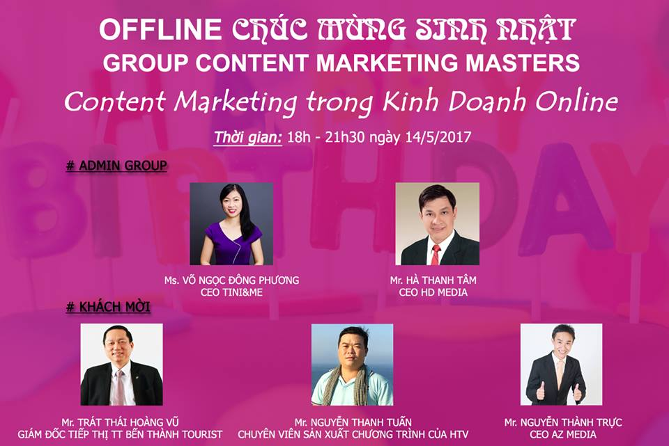 offline content marketing