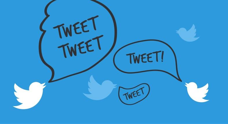 Twitter với hơn 310 triệu người dùng thường xuyên mỗi tháng.