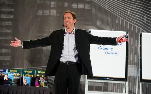 Blair Singer được coi là bậc thầy bán hàng vĩ đại nhất thế giới