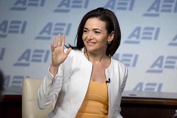 Nữ doanh nhân Sheryl Sandberg