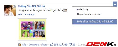Tạo nên sự khác biệt cho Facebook