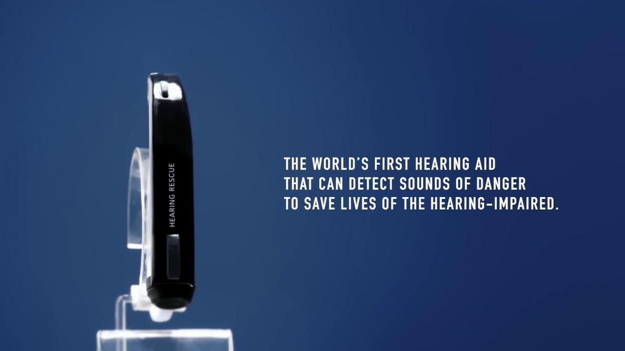 Trải nghiệm từ thiết bị Hearing Rescue mà BBDO Bangkok