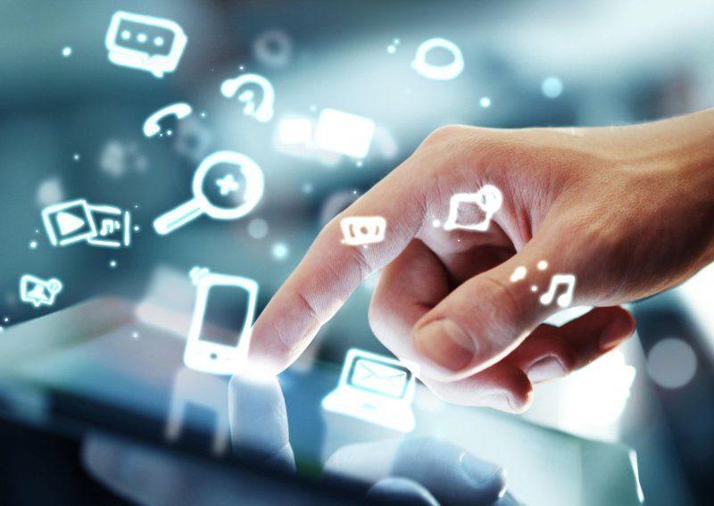 Digital Communication, hình thái chỉ tập trung xây dựng Nhận biết thương hiệu