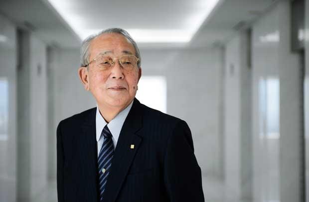 Kazuo Inamori, cha đẻ của mô hình Amoeba
